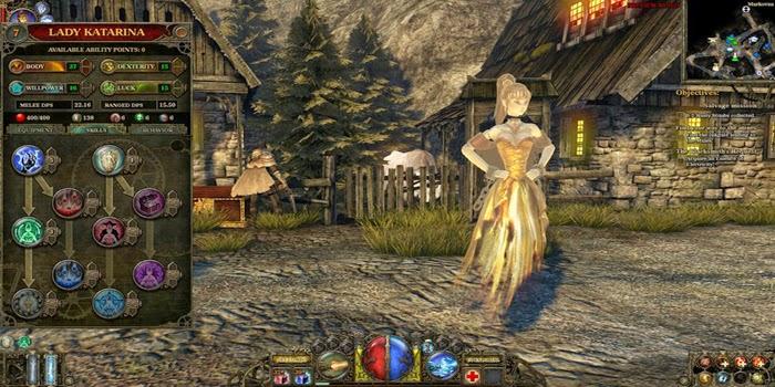The Incredible Adventures of Van Helsing II screenshots