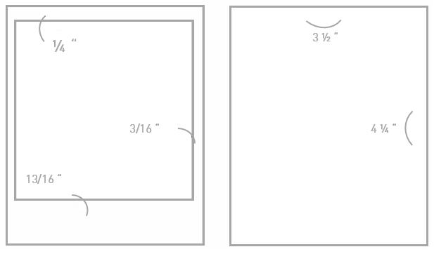 TRY THIS DIY POLAROIDS – Polaroid Template