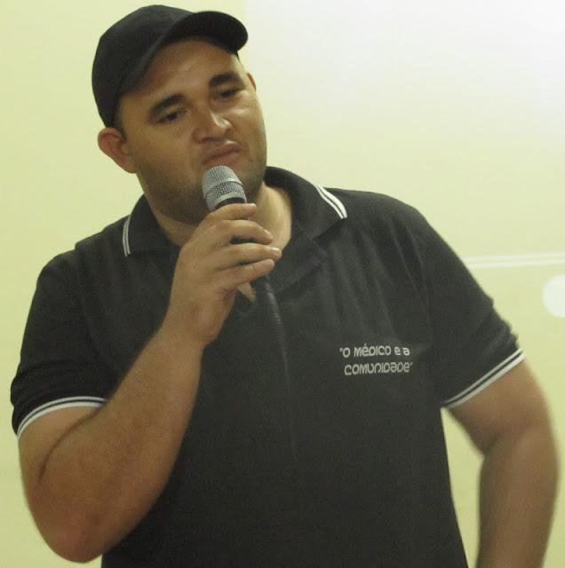 Locutor Abimael Lopes