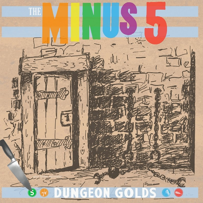 MINUS 5 - (2015) Dungeon golds