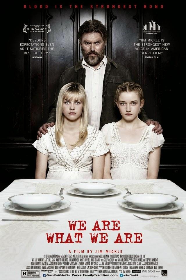 La película We Are What We Are