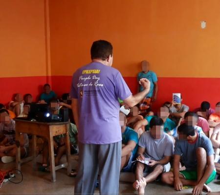 Projeto social Epilepsia fora das sombras recebe apoio