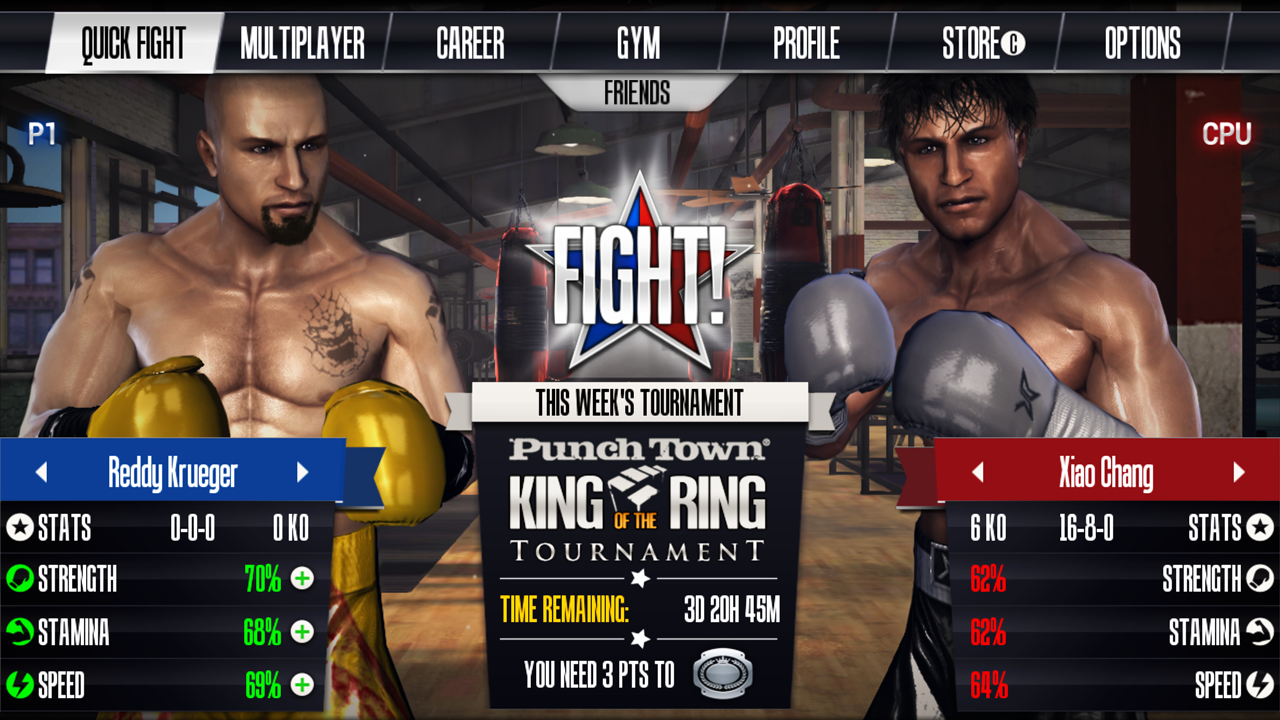 Free Download Game Real Boxing HD .APK Full Data