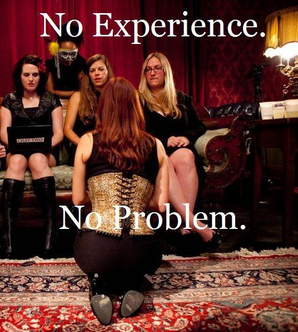 No Experience. No Problem.