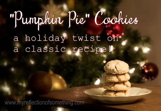 """Pumpkin Pie"" cookies are made with a box cake mix, and surprisingly enough... no pumpkin! Yet they have that flavor of the season in a soft cookie that people can't get enough of! This recipe is one that is super versatile and so fast and easy that you will want to experiment with other variations for sure!"