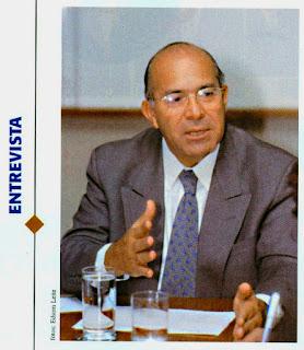 O ministro dos transportes, Eliseu Padilha, fala sobre a situação dos modais de transportes no país.