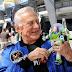 Buzz Aldrin, 2º homem a pisar na Lua, virá ao Brasil.