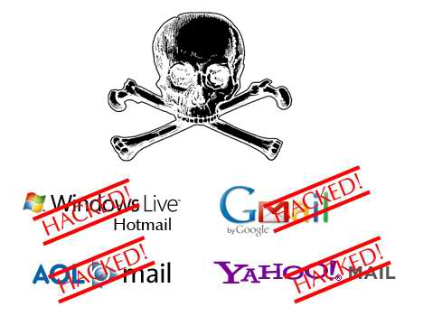 Hack Facebook/Gmail/Yahoo/G+ Using Keylogger
