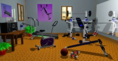 aparatos gimnasia casa