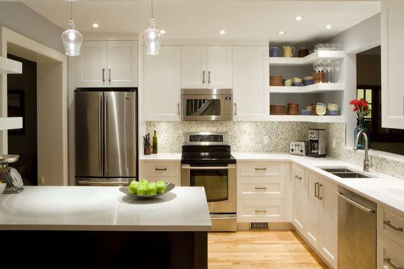 Honorable Mention Medium Kitchens - Astro Design Centre title=