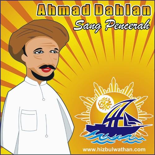 Kata Mutiara Ahmad Dahlan