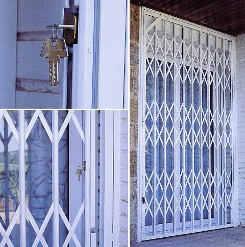 Puertas De Ballesta A 65 M2 Carpinteria Lozano Hierro