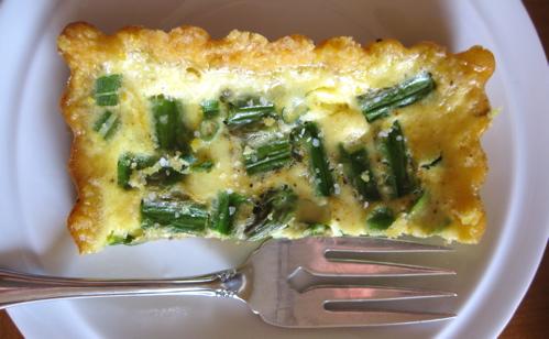 Oishikatta 美味しかった: Gluten Free Spring Quiche (Asparagus ...