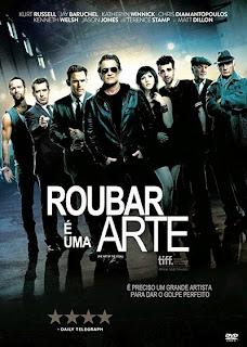 Roubar é Uma Arte - DVDRip Dual Áudio