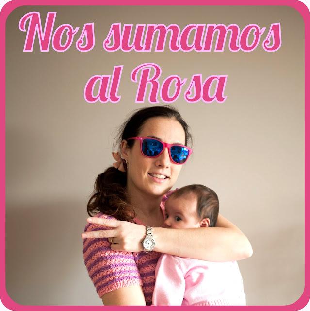 Nos sumamos al Rosa