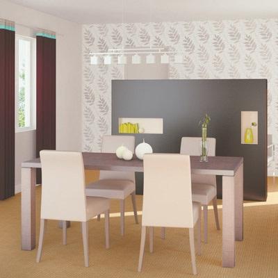 Decoraci n de interiores separador de ambiente de oficina for Decoracion de ambientes
