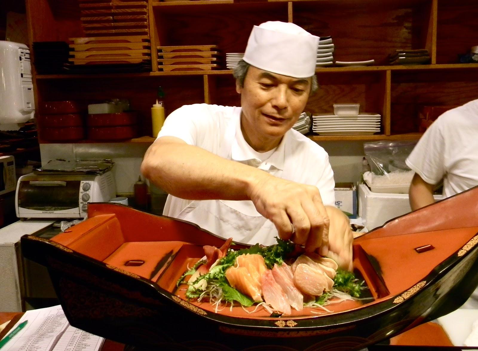 Tokyo's Japanese Restaurant