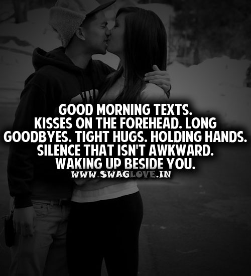 sexy kisses good morning quotes for him quotesgram