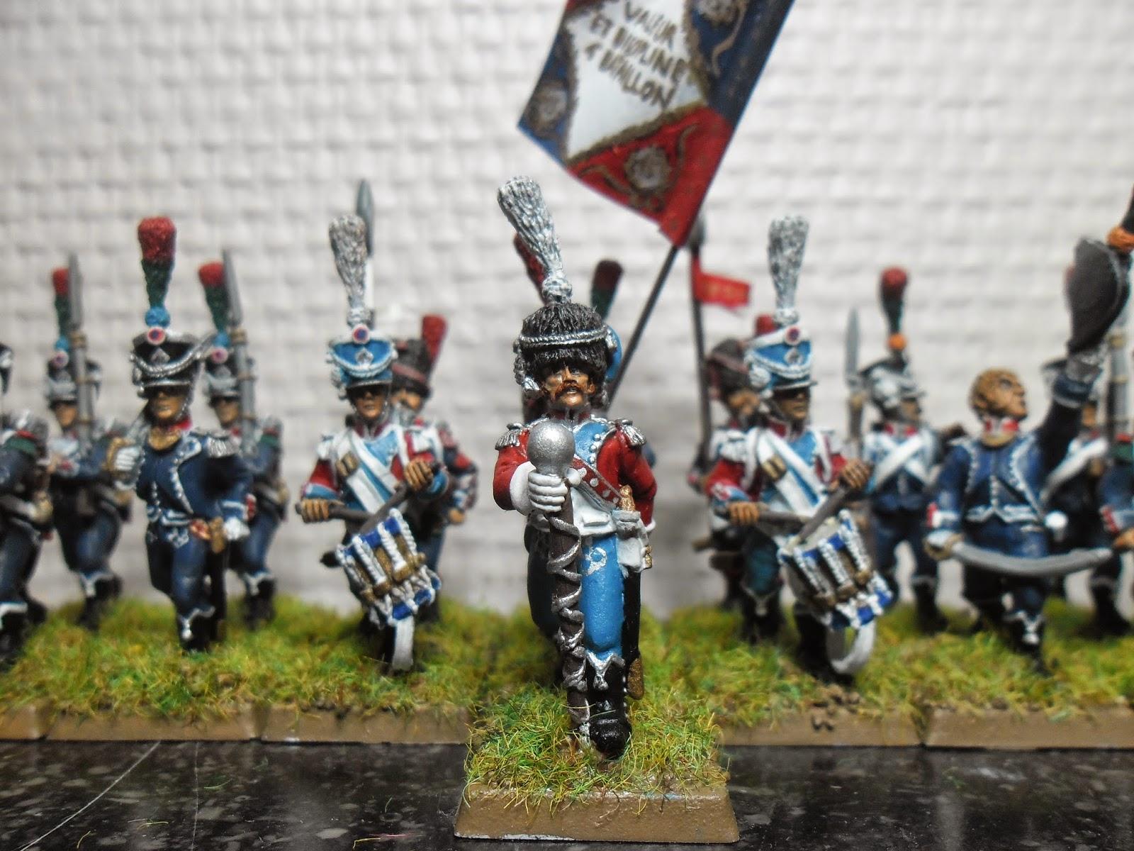 15e Léger en grand uniforme French+Light+infantry+(6)