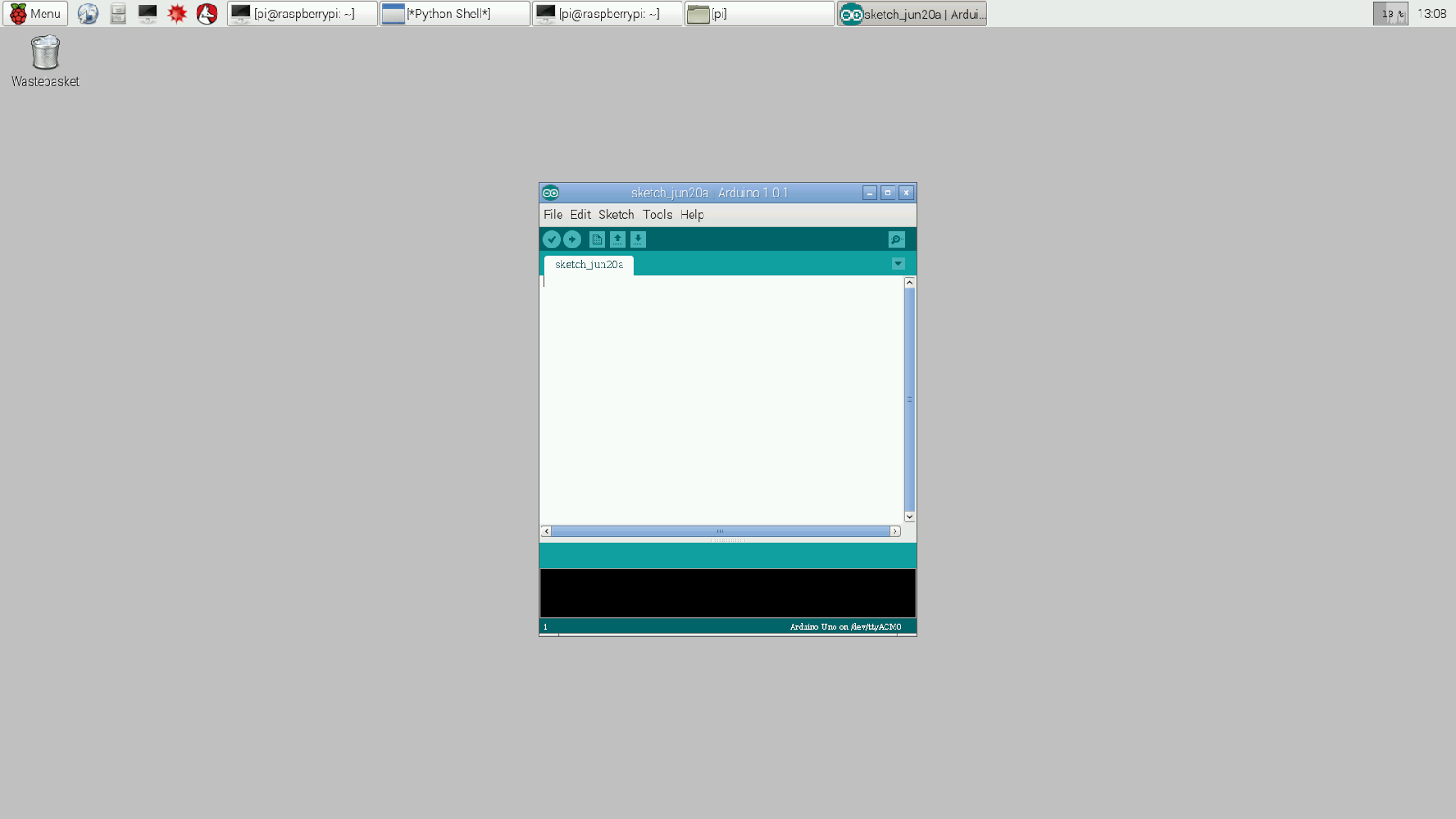Download arduino ide raspberry pi