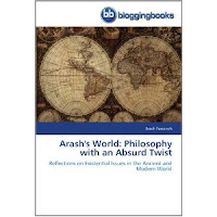 "Cover of Book ""Arash's World"" by Arash Farzaneh"