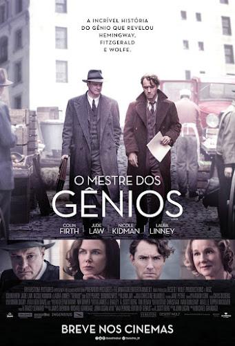 Filme: O mestre dos gênios