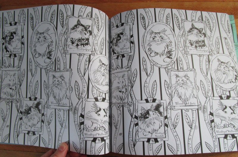 overall this is a charming coloring book and if you love cats as much as i do i think youll love cats in paris - Paris Coloring Book