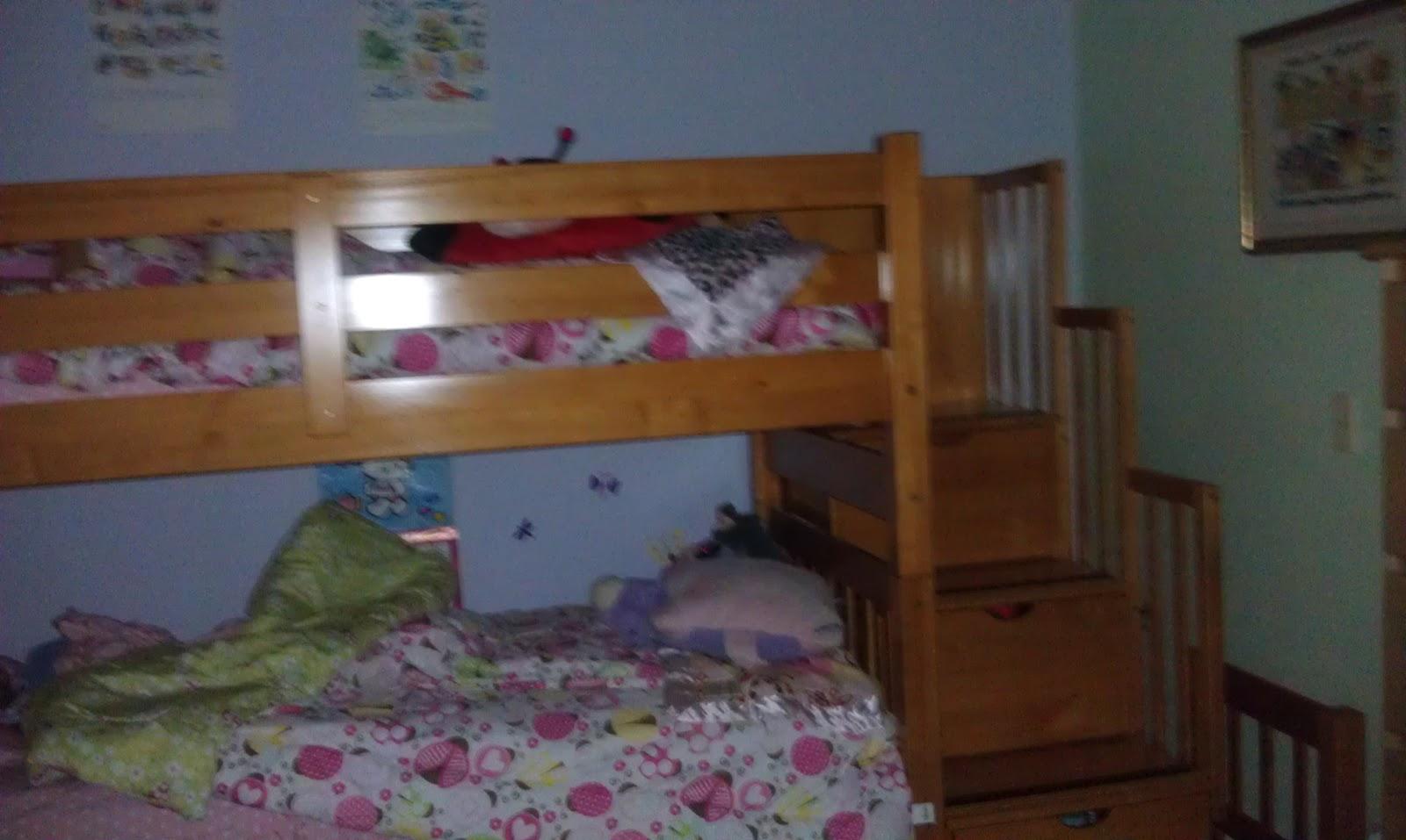 Vintage Big Beds For The Little Girls
