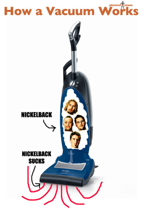Nickleback sucks