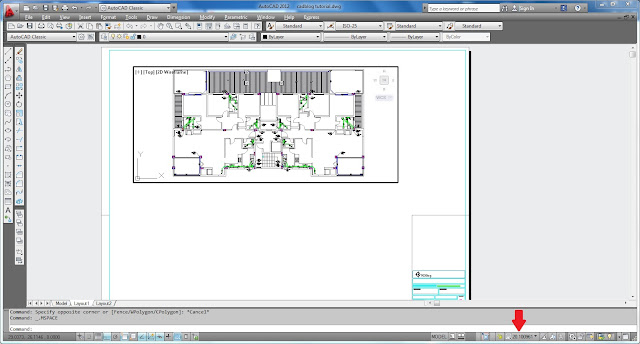 CADBlog: <b>Plotagem</b> em Layout no AutoCAD (Paper Space) 2014