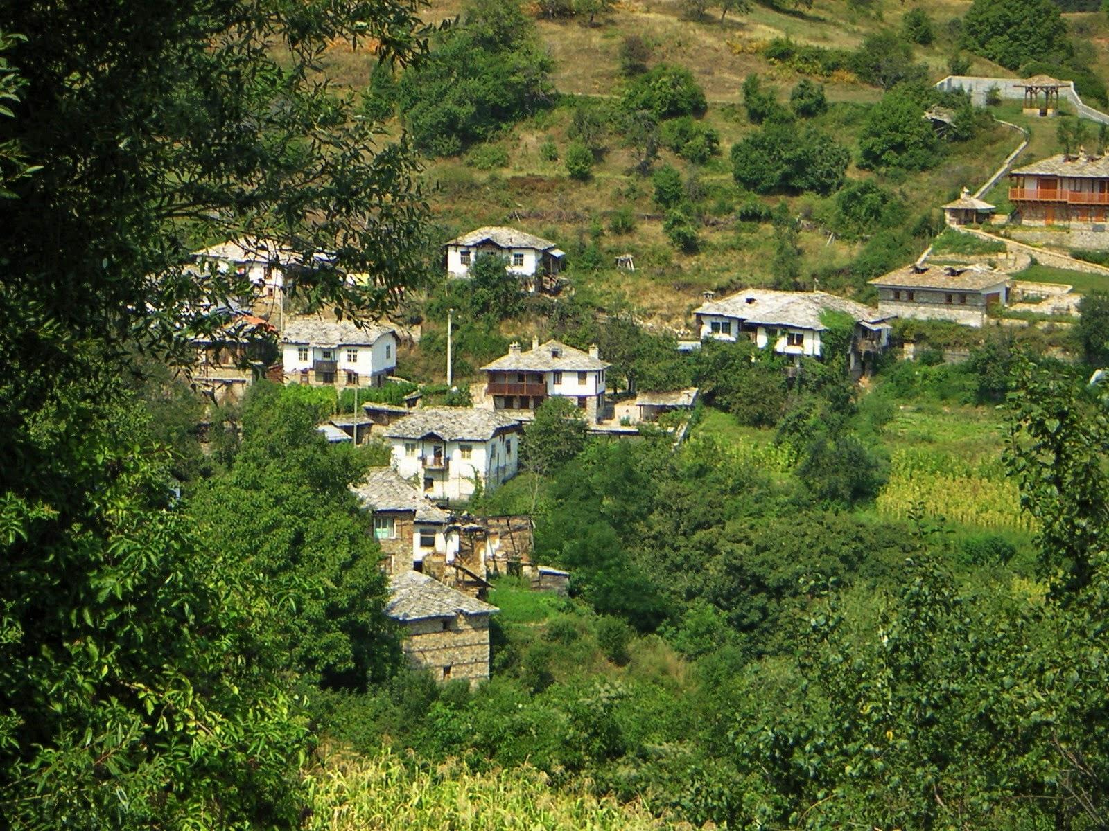 село Долен отвисоко
