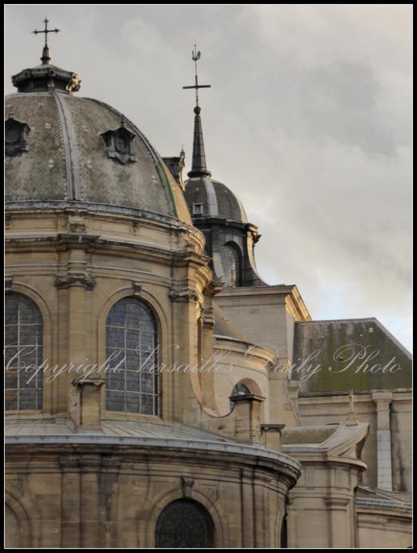 Notre Dame de Versailles church