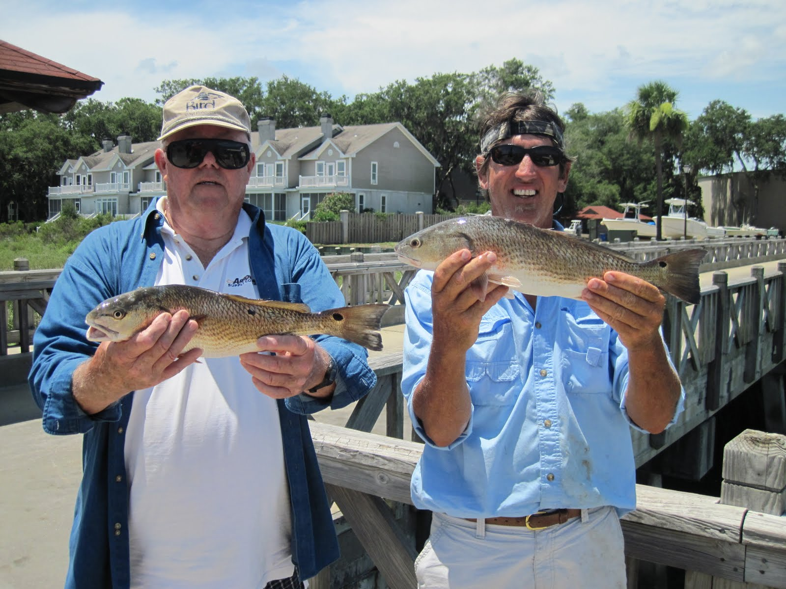 Coastal georgia inshore charters fishin 39 with bob st for St simons island fishing report
