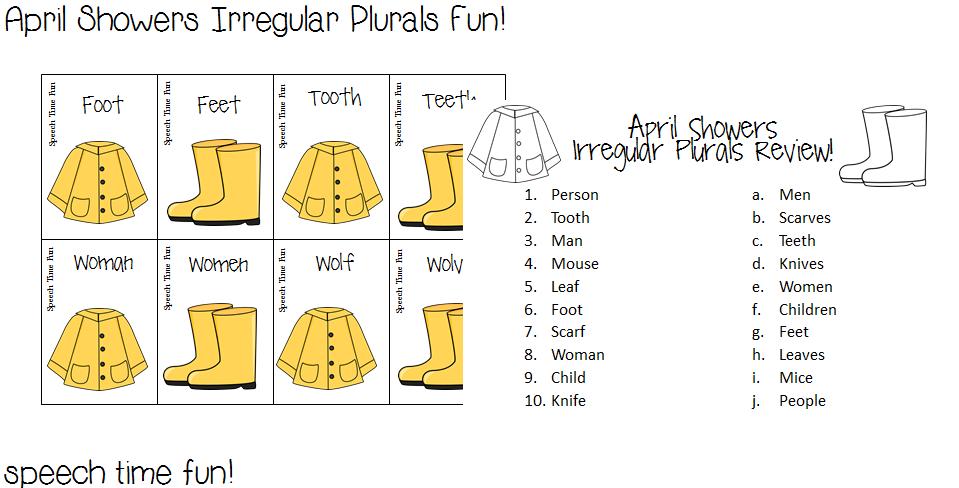 All Worksheets Irregular Plural Nouns Worksheets Printable – Irregular Plural Nouns Worksheets