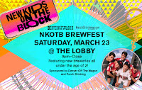 NKOTB Brewfest