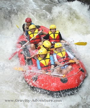 Arung Jeram Rafting di Bandung Termurah