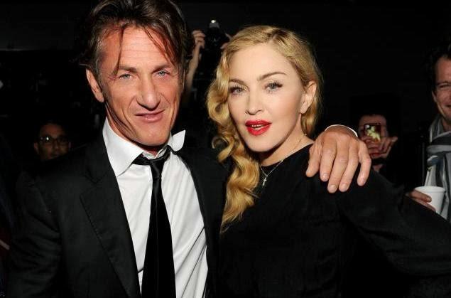 Sean Penn, Madonna,