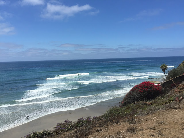 Swamis%2BBeach%2BEncinitas%2BCalifornia%2BMy%2BBeach%2BPicnic%2BView Weight Loss Recipes Flavor Your Adventure: Beach Day Snacks