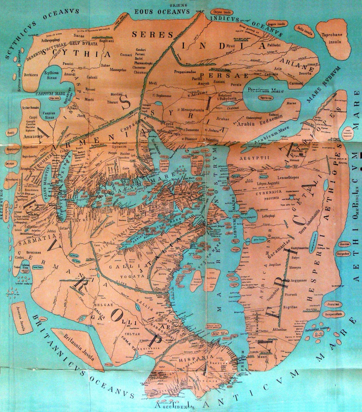 Ancient Maps of Palestine Maps of Ancient Palestine LANGKASA Space Eagle