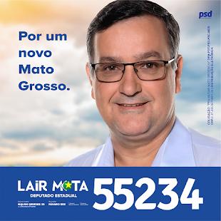 Deputado Estadual Layr Mota