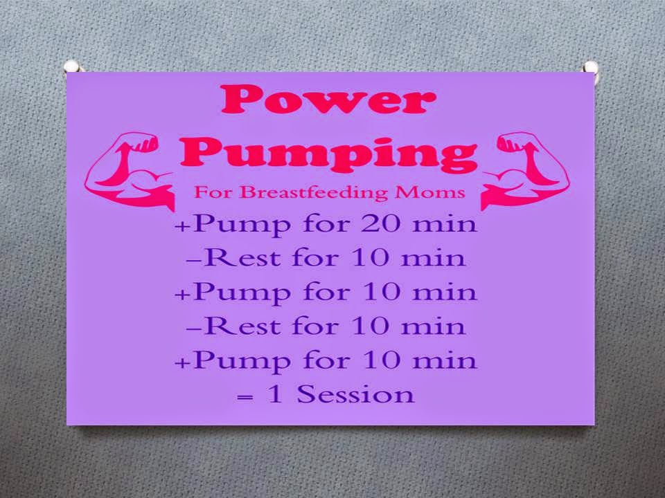 susu merundum-power pumping