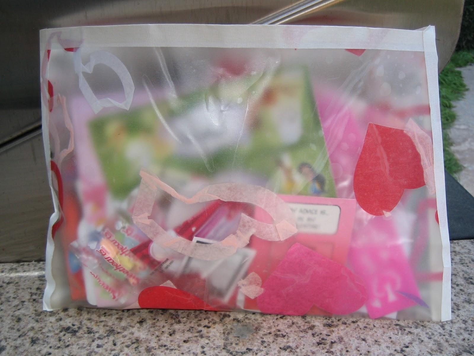 Valentine Bags For Kindergarten : Valentine s bags in preschool teaching the little people