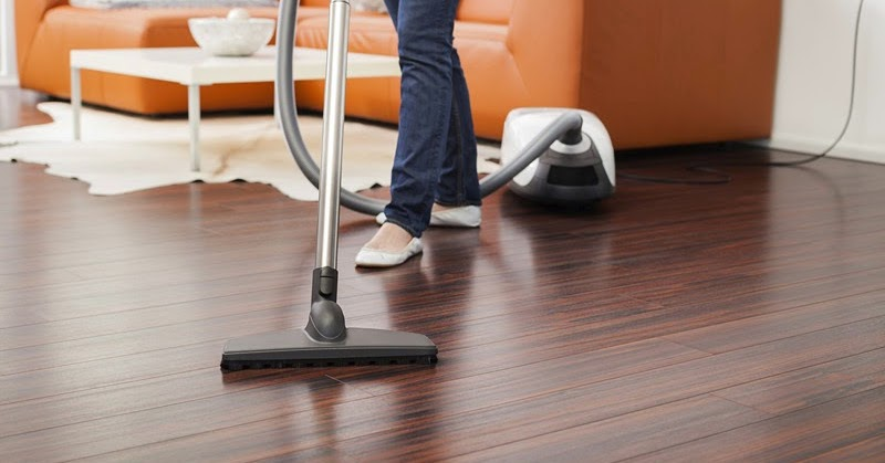 How to clean using a steam cleaner