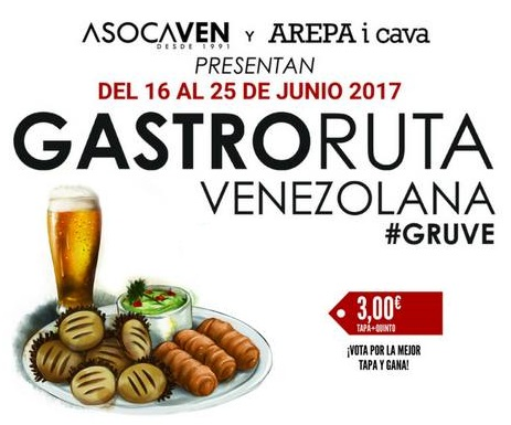 GastroRuta Venezolana