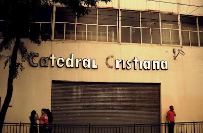 Catedral Cristiana, o algo así
