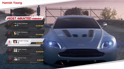 Need For Speed: Most Wanted Autolog - We Know Gamers