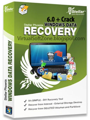 Stellar Phoenix Windows Data Recovery 6.0 Full Version Free download
