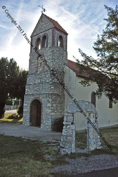 Chapelle Saint Louis à Corquilleroy
