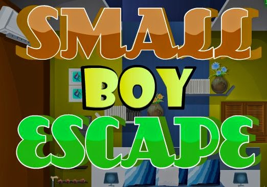 EnaGames Small Boy Escape