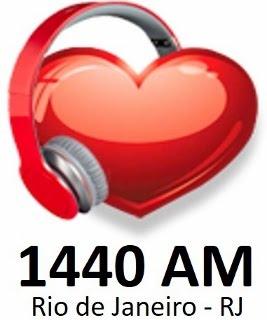Rede do Coração AM 1440 do Rio de Janeiro RJ ao vivo e online para todo o mundo